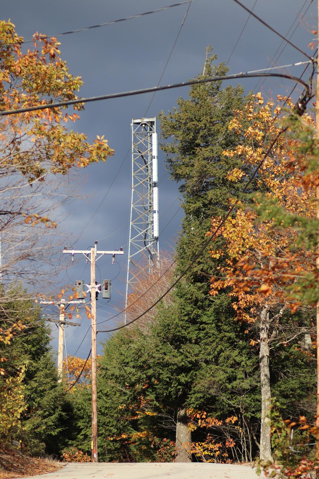 Towerspotting: Mt  Uncanoonuc - Matt's BlogMatt's Blog